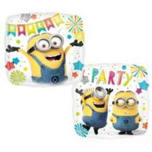 17 inch-es Minion - Despicable Me Party Fólia Lufi