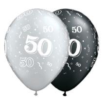 11 inch-es 50-es printelt Special Assortment Szülinapi