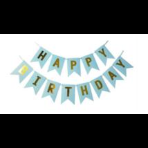Happy Birthday- zászlófüzér