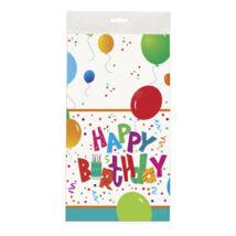 Birthday Jamboree Szülinapi Parti Asztalterítő - 137 cm x 213 cm