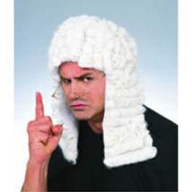 Fehér bírói paróka