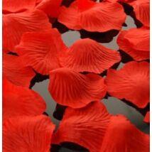 Piros Dekorációs Virágszirom - 100 db-os