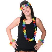 Hawaii Party Girland Szett - 4 részes