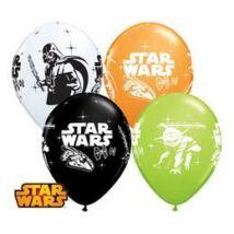 11 inch-es Star Wars - Darth Vader & Yoda  léggömb