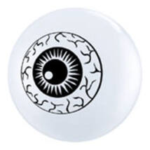 5 inch-es Eyeball TopPrint Lufi