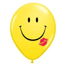 16 inch-es A Smile és A Kiss Lufi