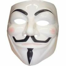 Guido Fawkes Anonymus Álarc