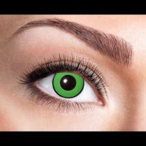 Színes kontaktlencse többször-zöld