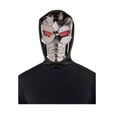 Kapucnis robot maszk