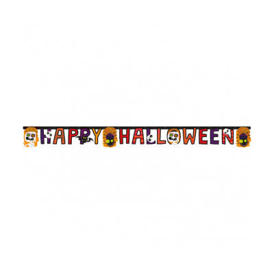 Banner Halloween Kids 180 x 15cm