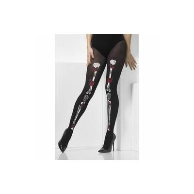 Opaque Day of the Dead Tights