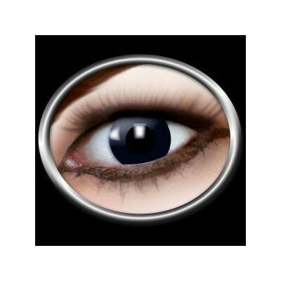 Színes kontaktlencse többször-fekete