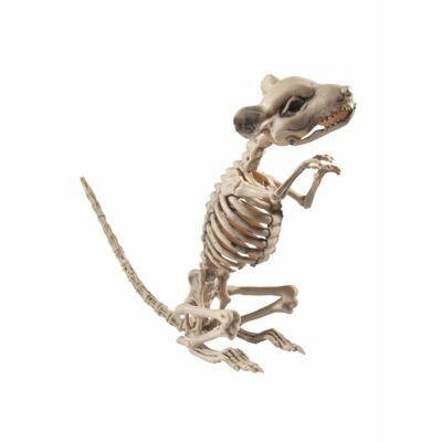 Patkány csontváz dekoráció