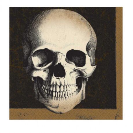 Boneyard koponyás szalvéta 20db-os