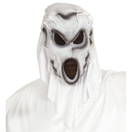 Csuklyás ijesztő szellem maszk