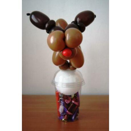 Choco Palloni, Rénszarvas szaloncukorral