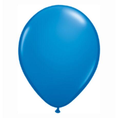 11 inch-es Dark Blue (Standard) Kerek Lufi