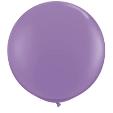 3 Feet-Es Spring Lilac (Fashion) Kerek Latex Lufi