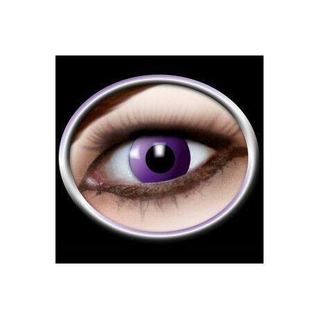 Színes kontaktlencse többször-lila