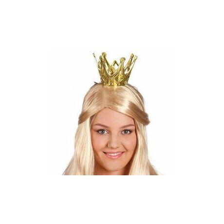 Mini arany korona