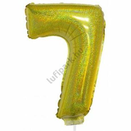 16 inch-es arany 7-es fólia lufi
