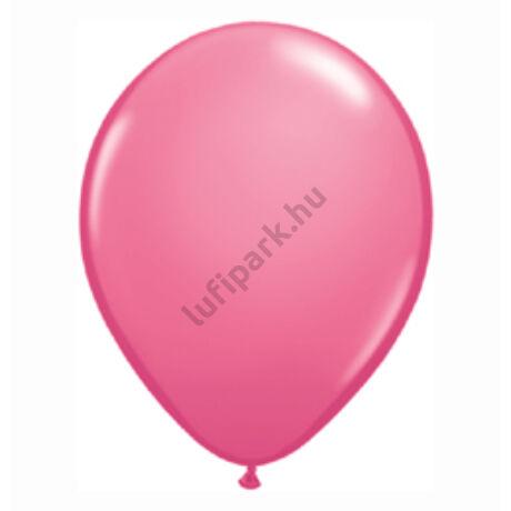 16 Inch-Es Rose (Fashion) Kerek Lufi