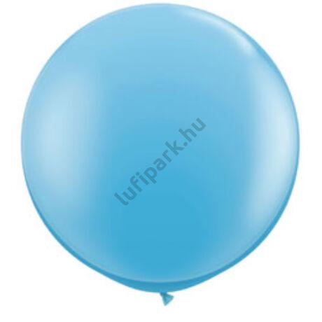 3 Feet-Es Pale Blue (Standard) Kerek Latex Lufi