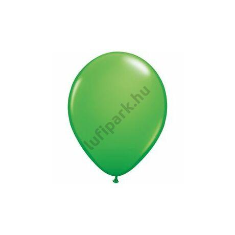 5 Inch-Es Spring Green (Fashion) Kerek Lufi