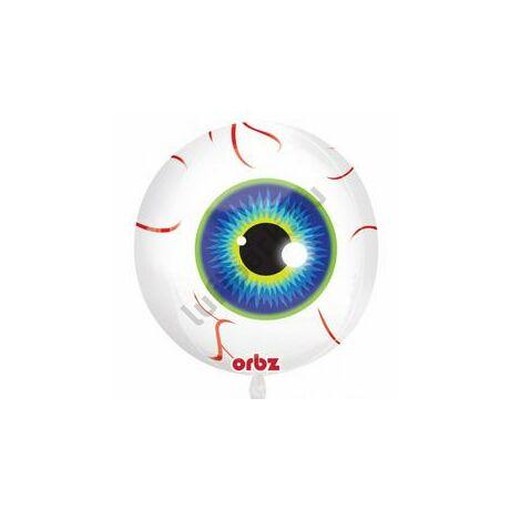 Eyeball - Szemgolyó Ultra Shape Orbz Fólia Léggömb