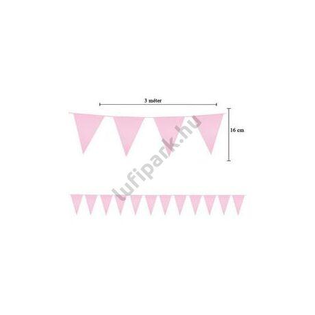 Kicsi Pink Zászlófüzér - 3 m