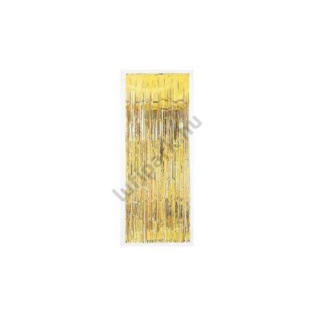 Arany Parti Ajtódekoráció - 91 cm x 240 cm