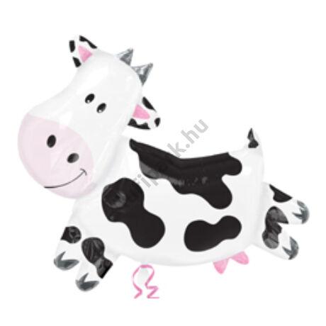 Tehén - Cow Super Shape Fólia Léggömb