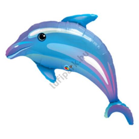 42 inch-es Delfin - Delightful Dolphin Fólia Léggömb