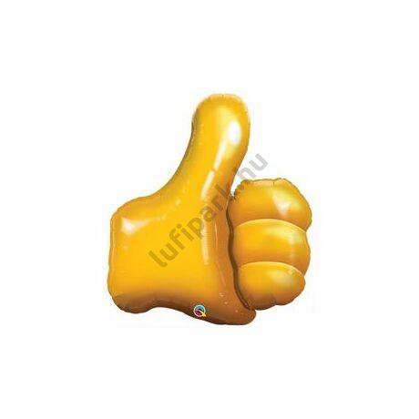 35 inch-es Thumbs Up! Fólia Lufi