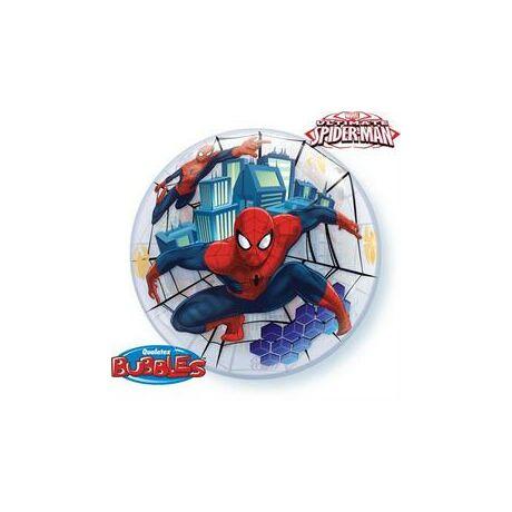 22 inch-es Marvel's Bubbles Ultimate Spiderman - Pókember Lufi