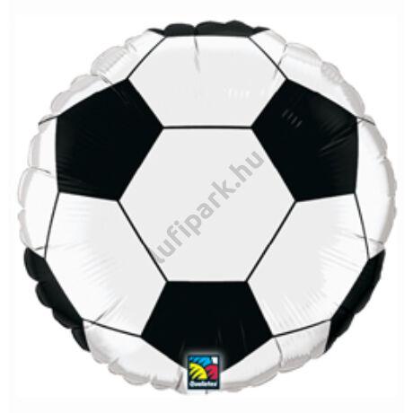18 inch-es Focis Labda - Football (Soccer Ball) Fólia Léggömb