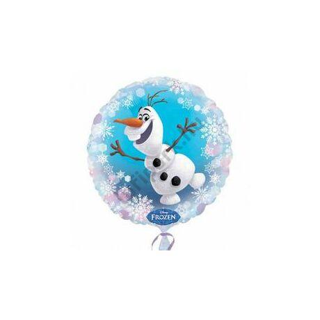 18 inch-es Jégvarázs - Frozen Olaf Fólia Léggömb