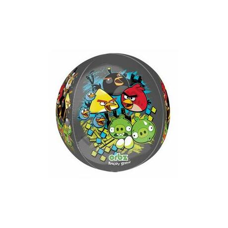 Angry Birds Ultra Shape Gömb Fólia Léggömb