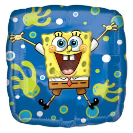18 Inch-es Spongyabob Kockanadrág - Spongebob Joy fólia lufi