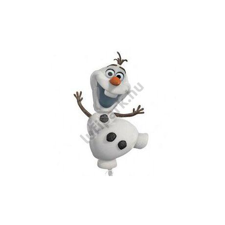 Frozen Olaf - Jégvarázs Super Shape Léggömb