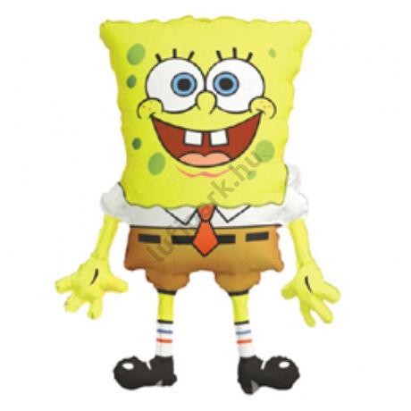 Spongyabob Kockanadrág - SpongeBob SquarePants - Super Shape Fólia Léggömb