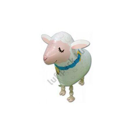 Sétáló Bárány fólia lufi