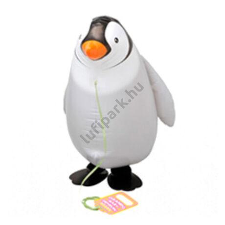 Sétáló Pingvin Lufi