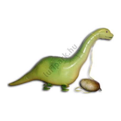 Sétáló Brontoszaurusz Léggömb