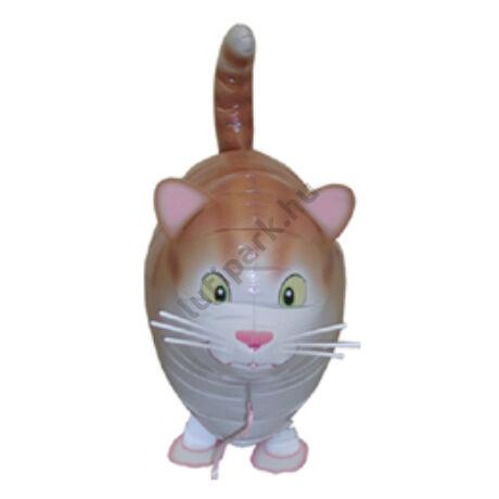 Sétáló Cica Léggömb