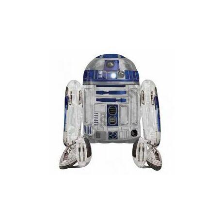 Star Wars R2D2 Sétáló Léggömb