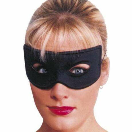 Fekete bandita szemmaszk
