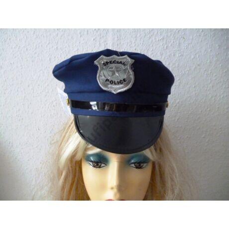 Rendőrsapka