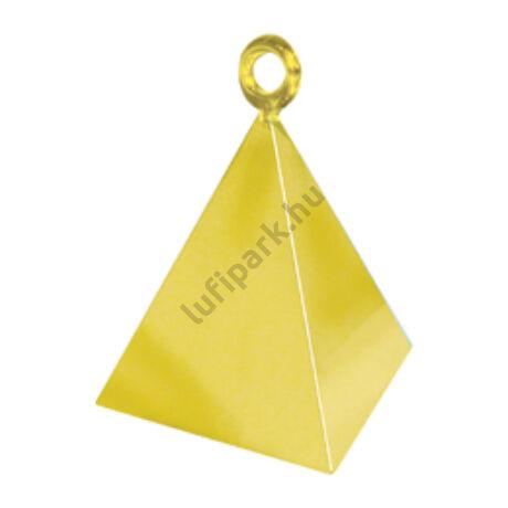 Arany (Gold) Piramis Léggömbsúly - 110 gramm