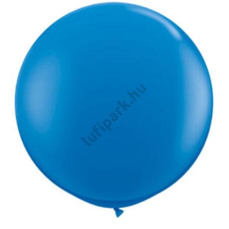 3 feet-es Dark Blue (Standard) Kerek Latex Lufi